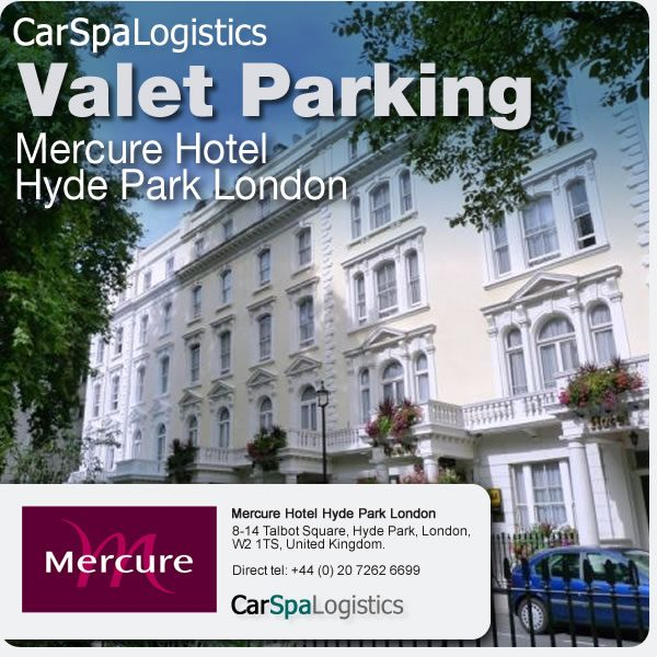 Mercure Hotel London Hyde Park