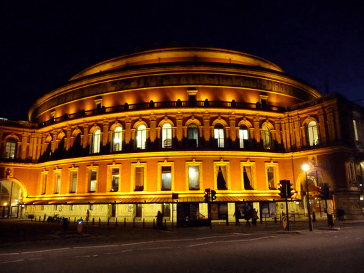 Royal Albert Hall Parking