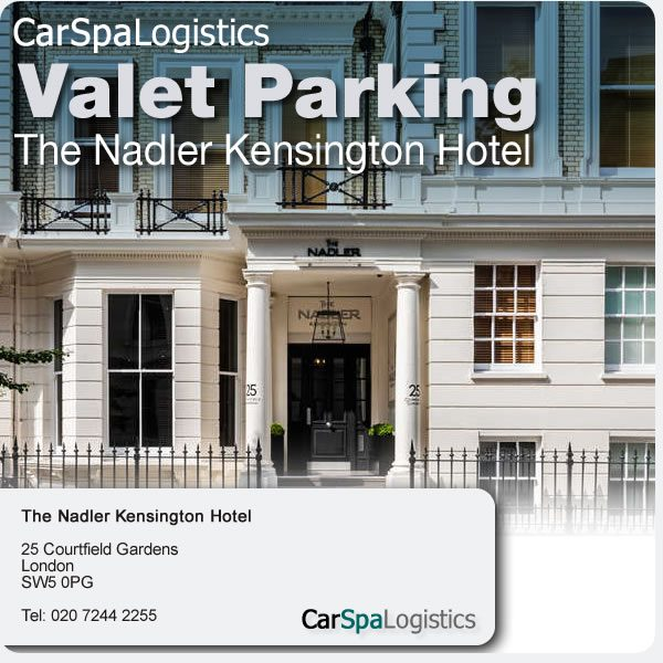 The Nadler Kensington Hotel