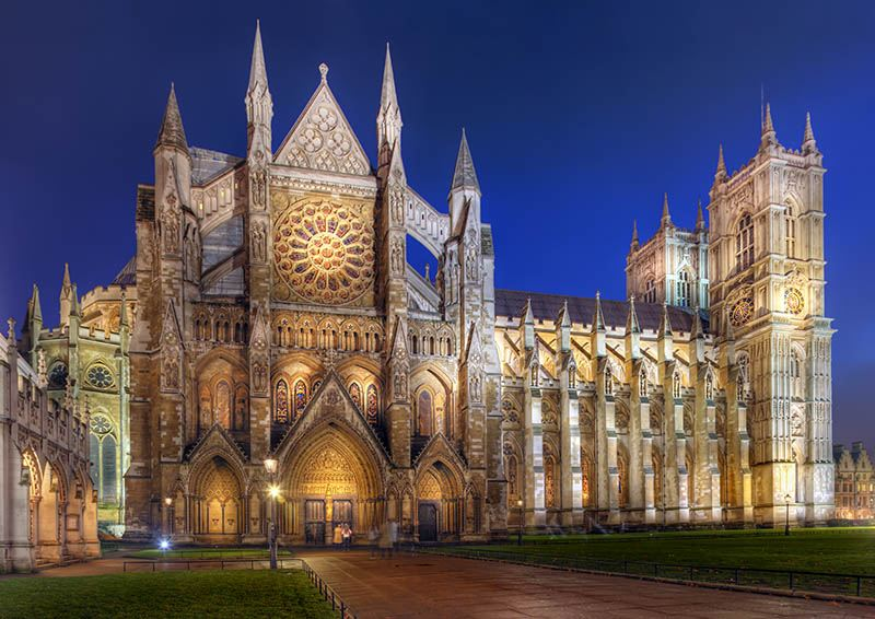 Westminster Abbey Parking